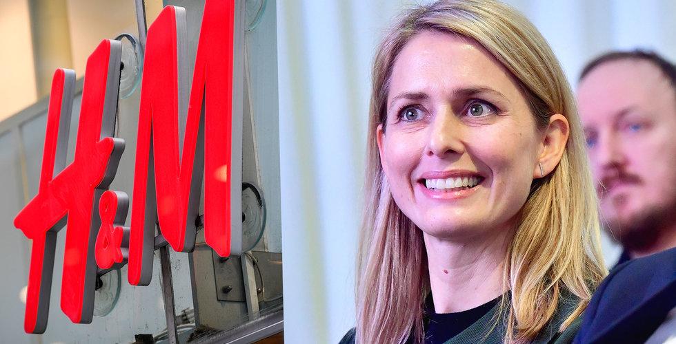 H&M:s försäljning halverad –men ändå bättre än väntat