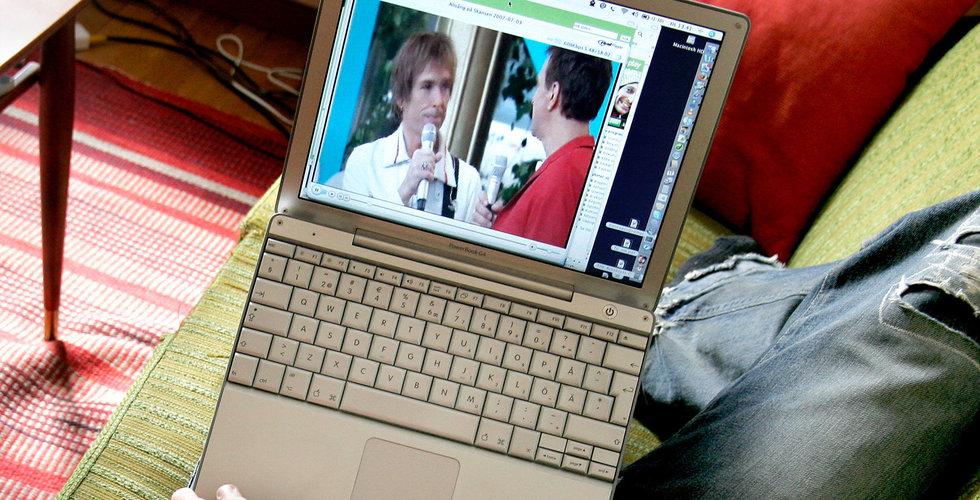 Breakit - Unga tittar mest på webb-tv – men snart är gamlingarna ikapp