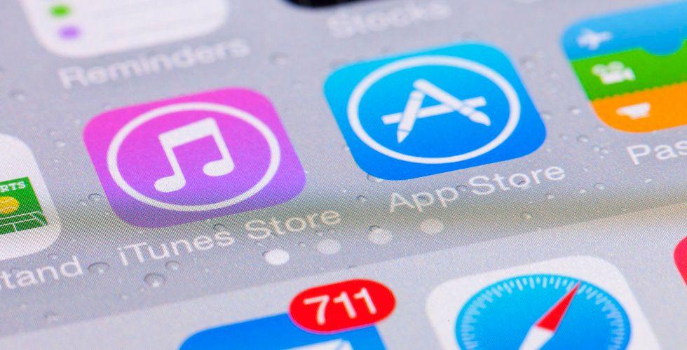 Kritiken: Apple dominerar och lyfter sina egna appar i App Store