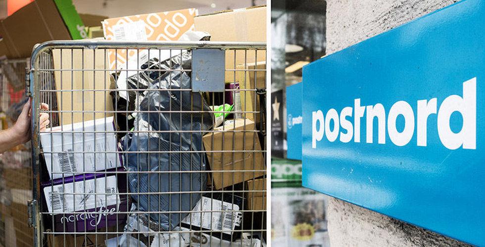 Semestershoppare ställer till det för Postnord – många förseningar