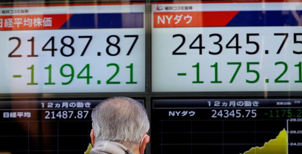 Breakit - Svängigt när USA-börserna öppnar efter raset