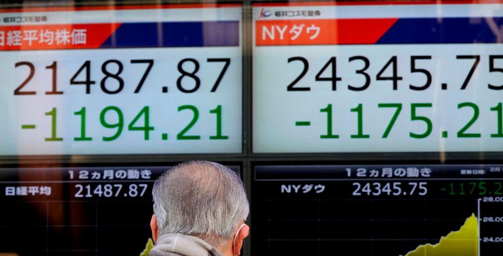 Svängigt när USA-börserna öppnar efter raset