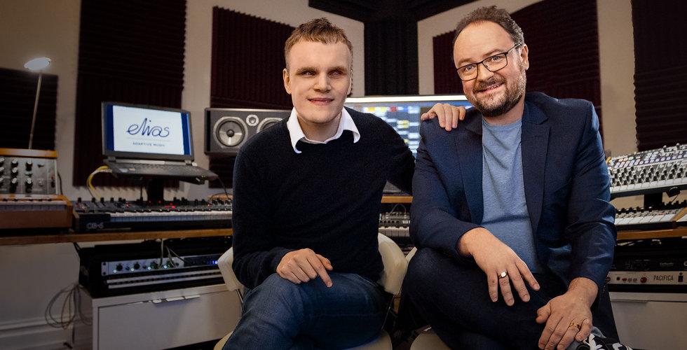 Svenska musikstartupen Elias skriver avtal med Angry Birds-skaparen