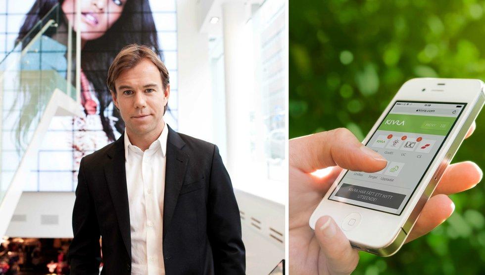 Dambergs nya giv kan bli jackpot för Kivra och H&M-Persson