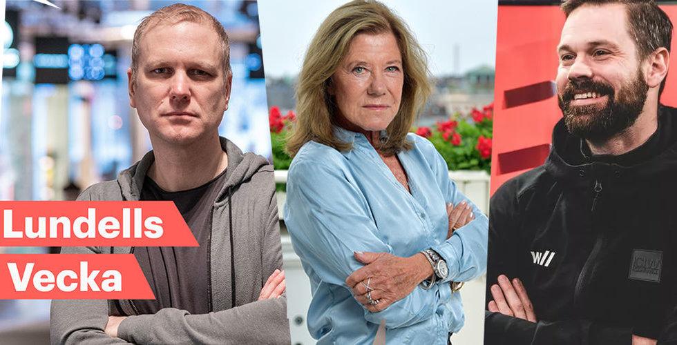 """Lundells vecka blir podd – första avsnittet släpps idag: """"Hög skvallerfaktor"""""""