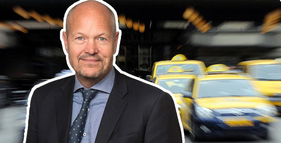 Cabonline vill lösa e-handelsreturer – med lediga taxibilar