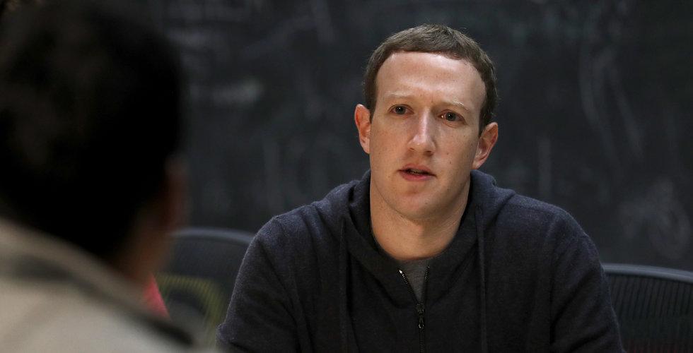 Tyskland slår ned på Facebooks policy kring användardata