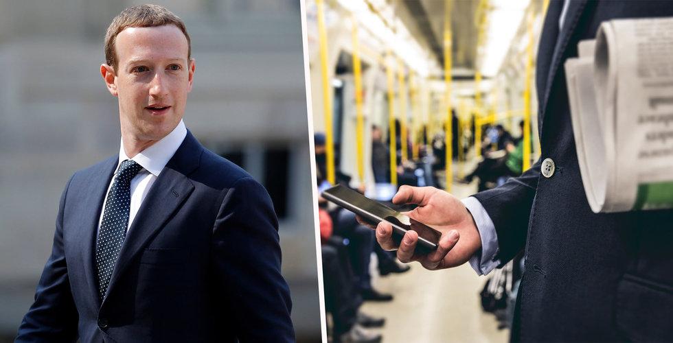 """Facebooks besked till media – """"Vi vill inte prata med er om trafik"""""""