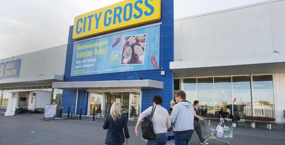 Klart: Då börjar City Gross med e-handel