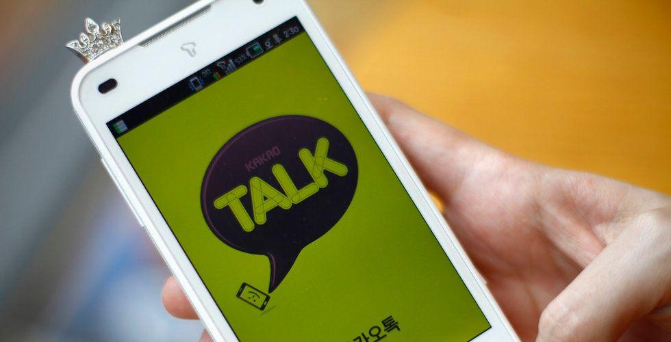 Kakao Games rusar efter mobilspelsuccé