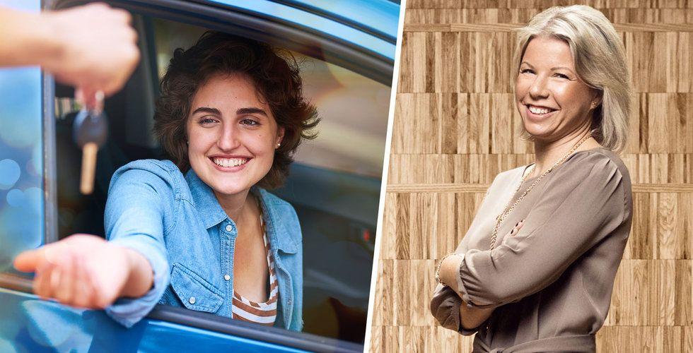Blocket lanserar bilköp på kredit – samarbetar med Rocker
