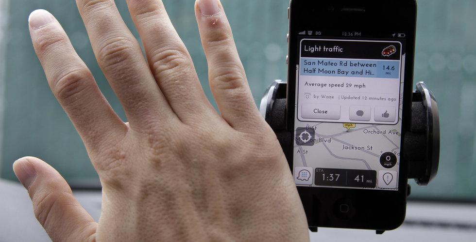 Breakit - Spotify inleder samarbete med navigationsappen Waze