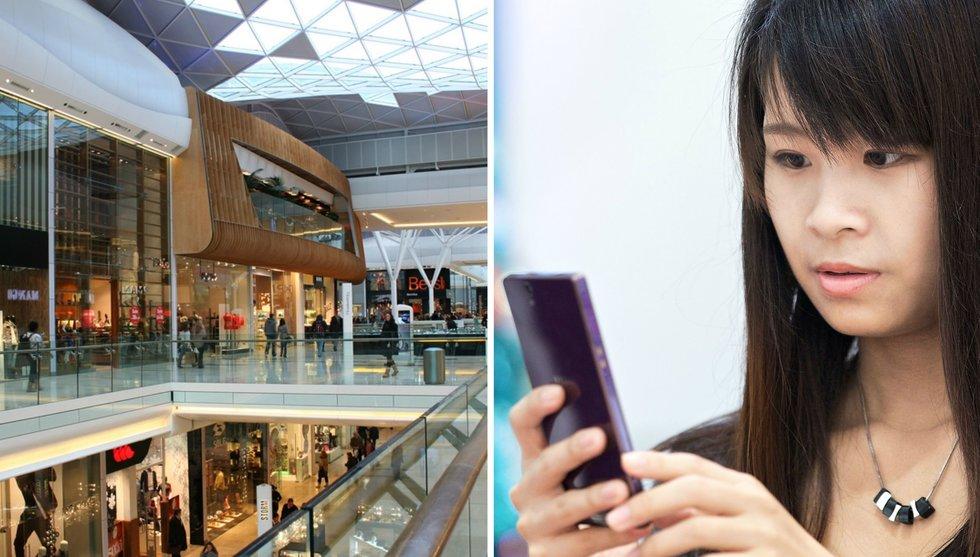Därför kan Linköpingsbolaget Senion Lab bräda Google i shoppinggallerian