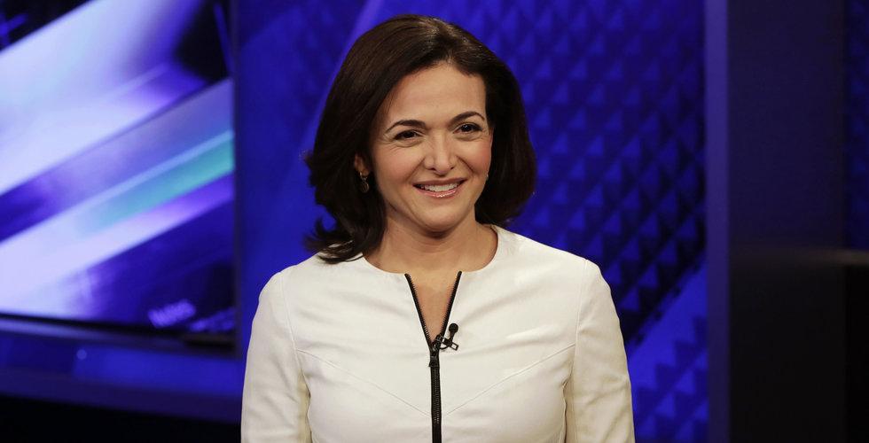 Facebooks superboss Sheryl Sandberg donerar 800 miljoner till välgörenhet
