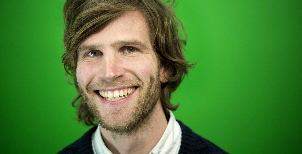 """Vigor Sörman: """"MTG-affären är fantastiska nyheter för oss"""""""