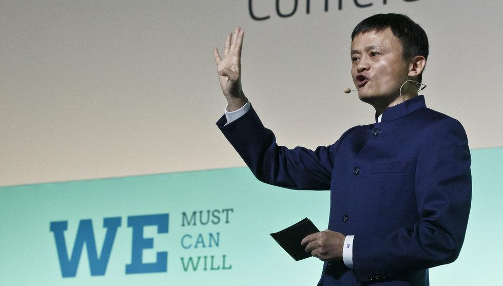 Breakit - Kinesiska e-handelsjätten Alibaba är på väg in i Sverige