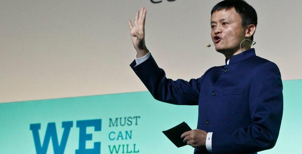 Kinesiska e-handelsjätten Alibaba är på väg in i Sverige