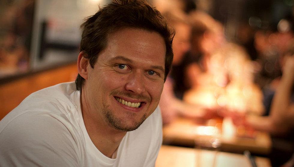 Breakit - Per Emanuelsson skolade om sig från gitarrlärare – nu ska hans Soundtrap förändra musikvärlden