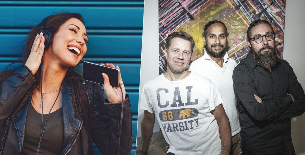 """Kaxiga karaoke-appen tar ton: """"Vi gör det Spotify gjorde för musikbranschen"""""""