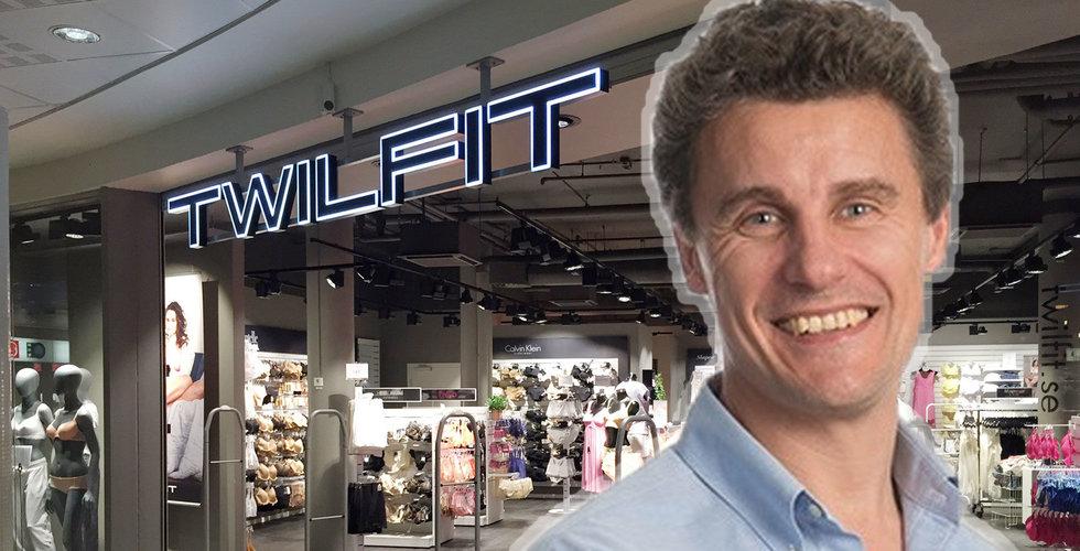 Twilfit räddas från konkurs – men 62 miljoner går upp i rök