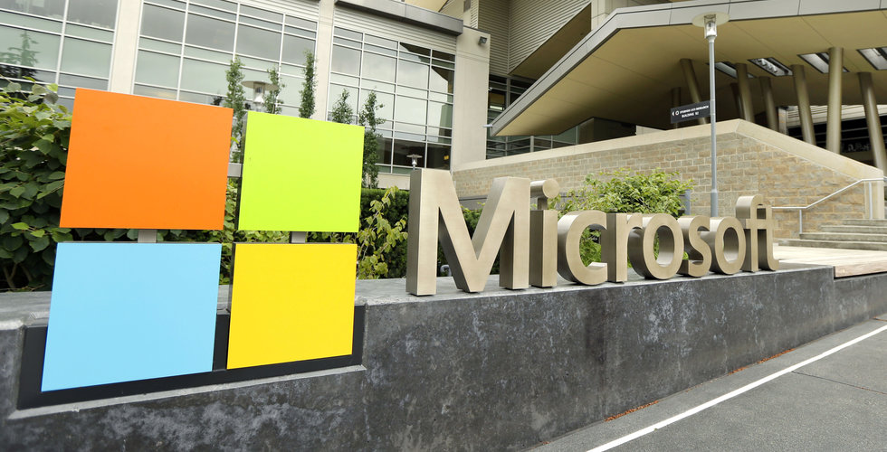Microsoft ska investera 5 miljarder dollar i internet-of-things