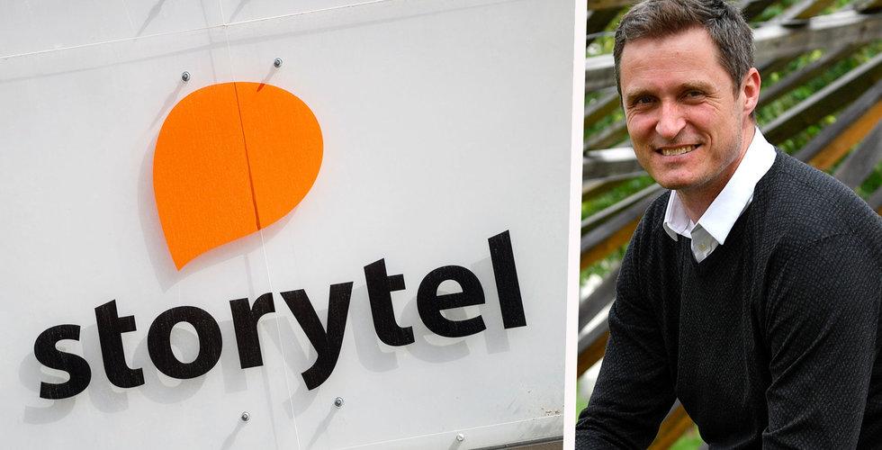 Ny milstolpe för Storytel – har över 1,5 miljon betalande kunder