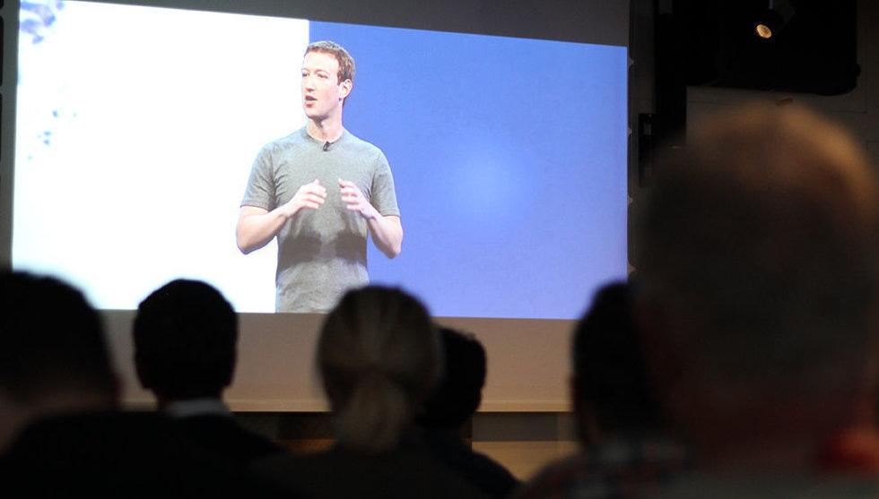 Breakit - Ljummen stämning när Facebook streamar konferens i Stockholm
