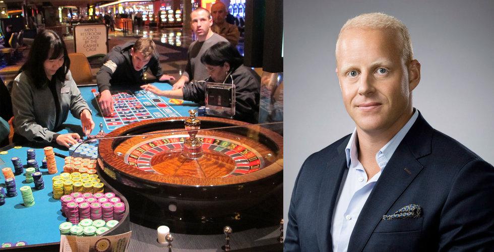 Henrik Persson Ekdahl investerade i Mytaste – då tripplades aktiekursen