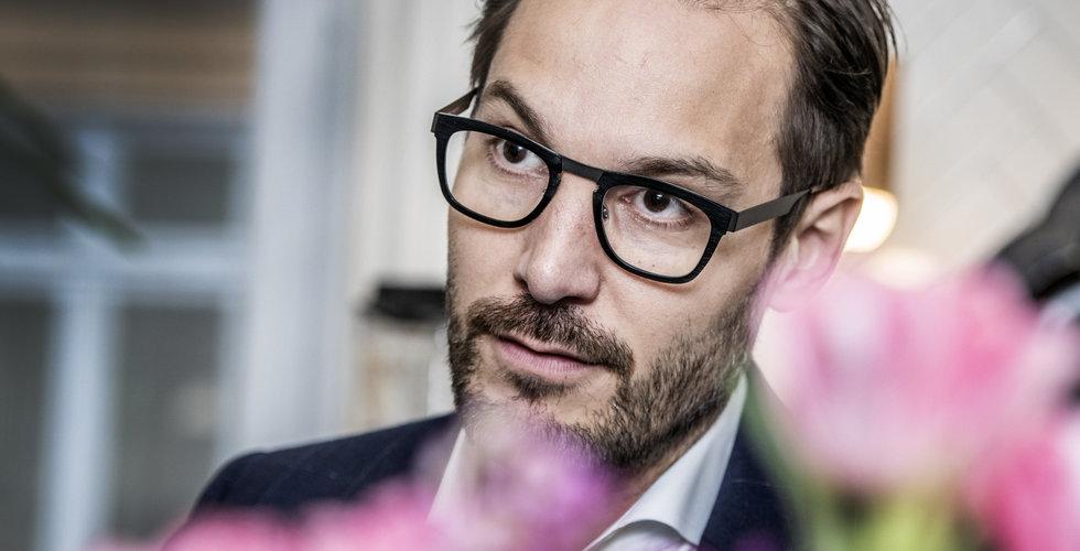 Kinnevik dumpar Qliro – byter till sig Mathem-aktier
