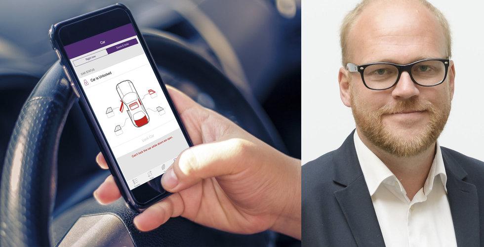 Wayke och Telia i ny allians – satsar på uppkopplade bilar