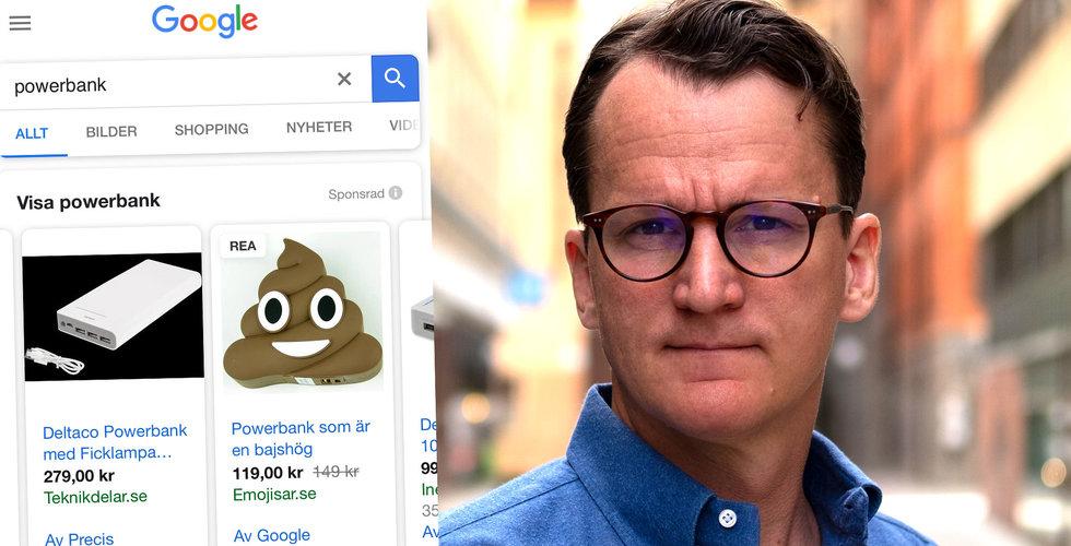 Nicklas Storåkers leder ny samlad attack mot Google