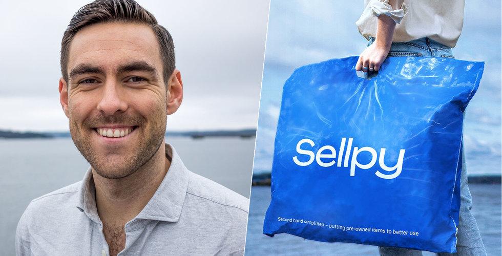 Högt tryck på second hand – nu siktar Sellpy mot 20 nya marknader