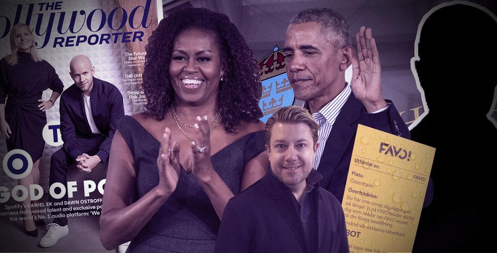 Daniel Eks 100-miljonersdeal med Obama – riskkapitalist fast för ekobrott