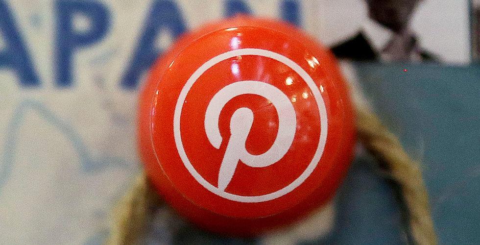 Större förlust än väntat för Pinterest – föll kraftigt