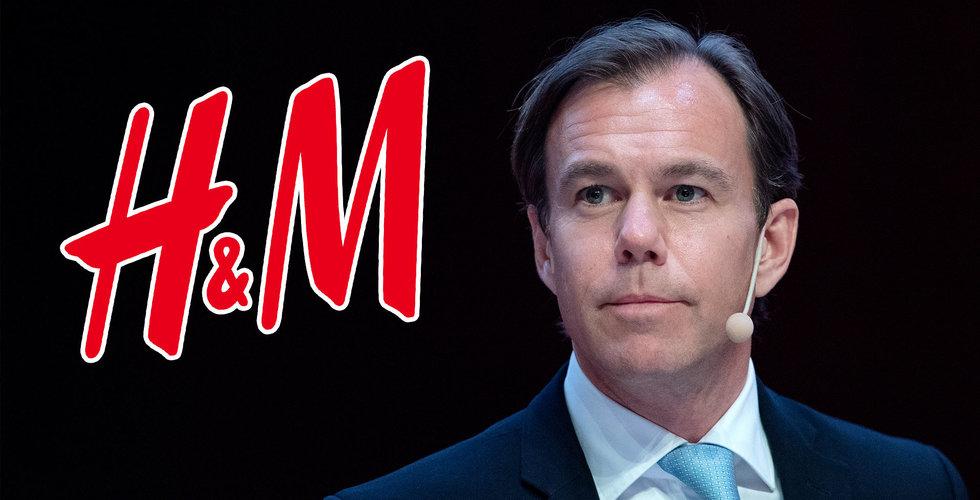 Analytiker: Kan bli ett historiskt svagt kvartal för H&M