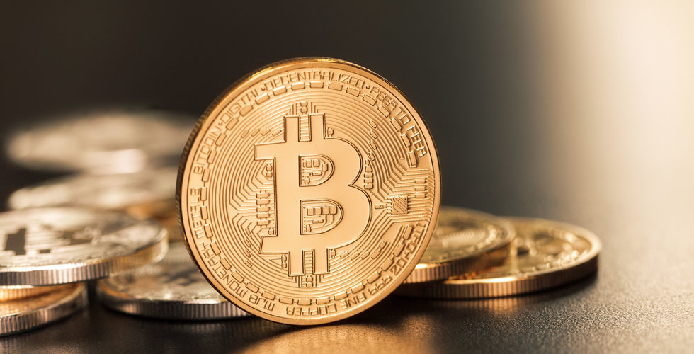 Bitcoin rasade 15 procent på tisdagen