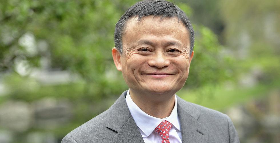 Alibabas grundare Jack Ma tänker kliva av ordförandeposten