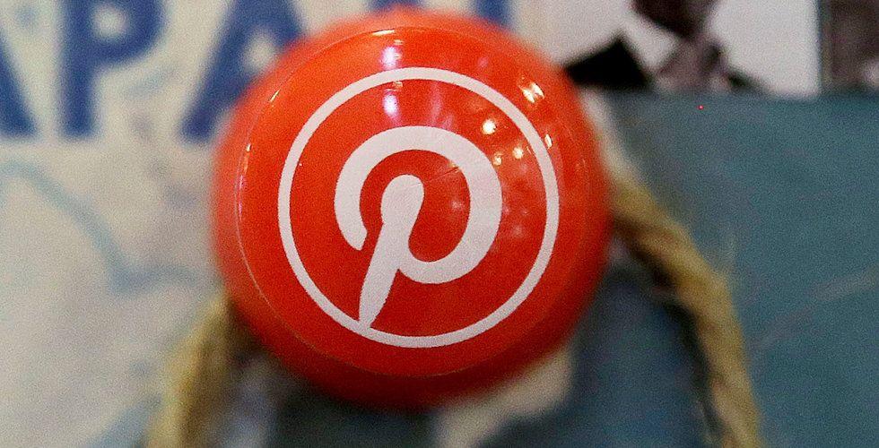 Pinterest värderas till 92 miljarder kronor inför dagens börsnotering