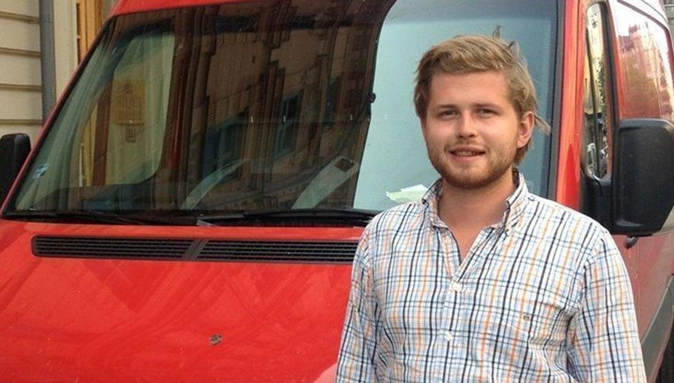 Breakit - Tunga stjärnnamn dunkar in pengar i svensk transportstartup