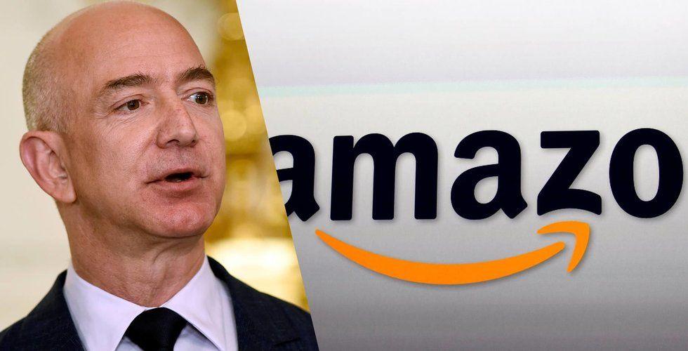 Breakit - Amazons nya drag – ska lansera egen frakttjänst