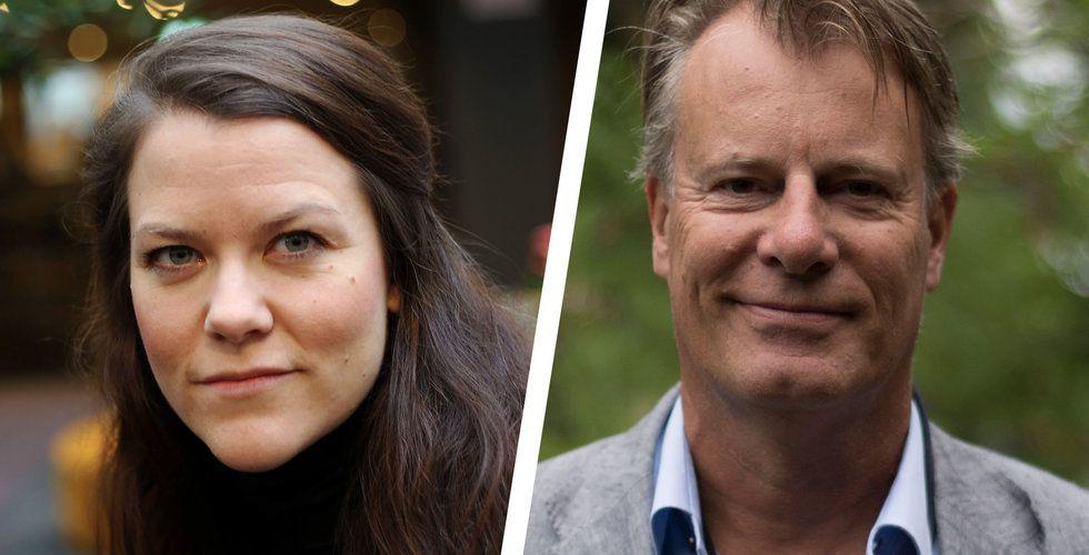 Frågeappen &frankly köps upp av norska Simployer