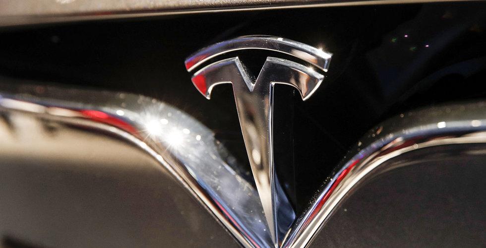 "Tesla lanserar ""billig"" Kina-modell"