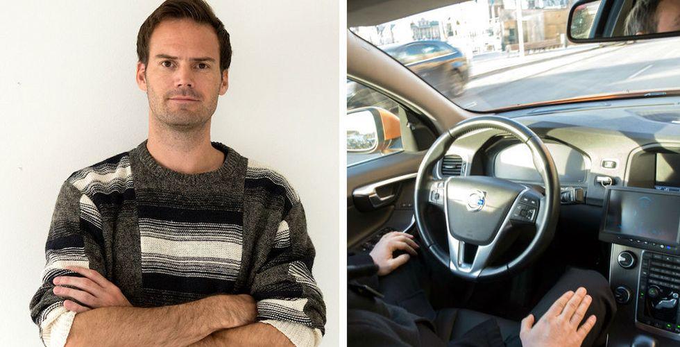 Svenska kvittoappen Kwick ska hjälpa Europa att parkera