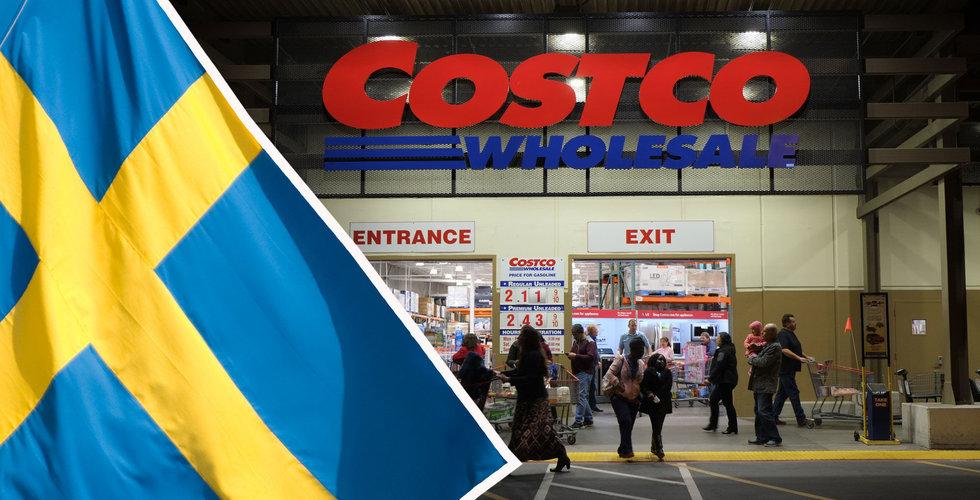 När kommer Costco till Sverige? Locket på om etablering