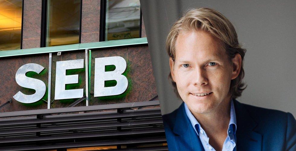 Breakit - Fintechbolaget Capcito i samarbete med SEB – ska förenkla låneprocessen för startups