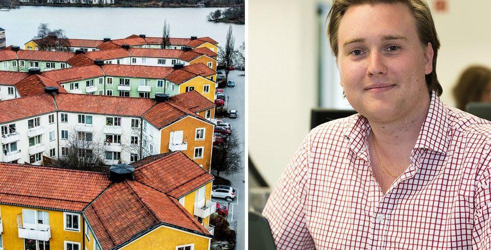 Tysk rabattjätte skippar kontor i Sverige på grund av bostadsbrist