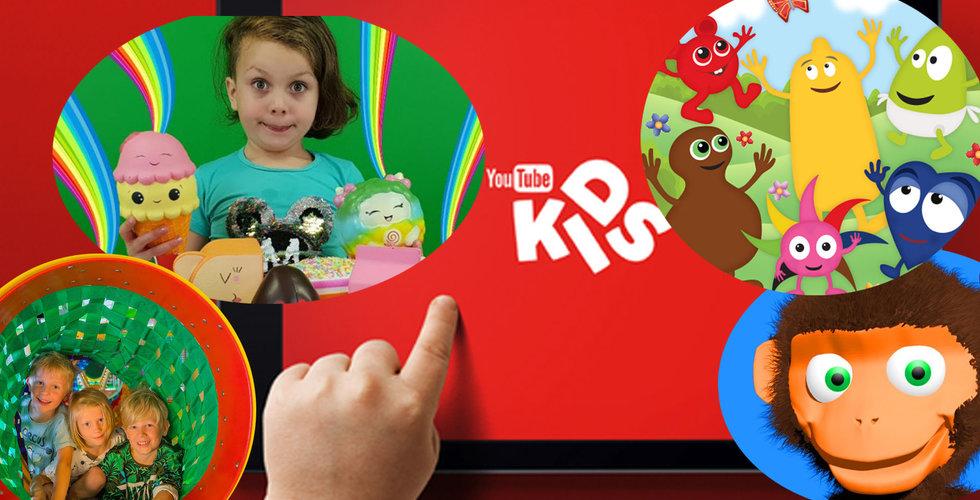 Babblarna 2.0? – Här är entreprenörerna som trollbinder våra barn på Youtube