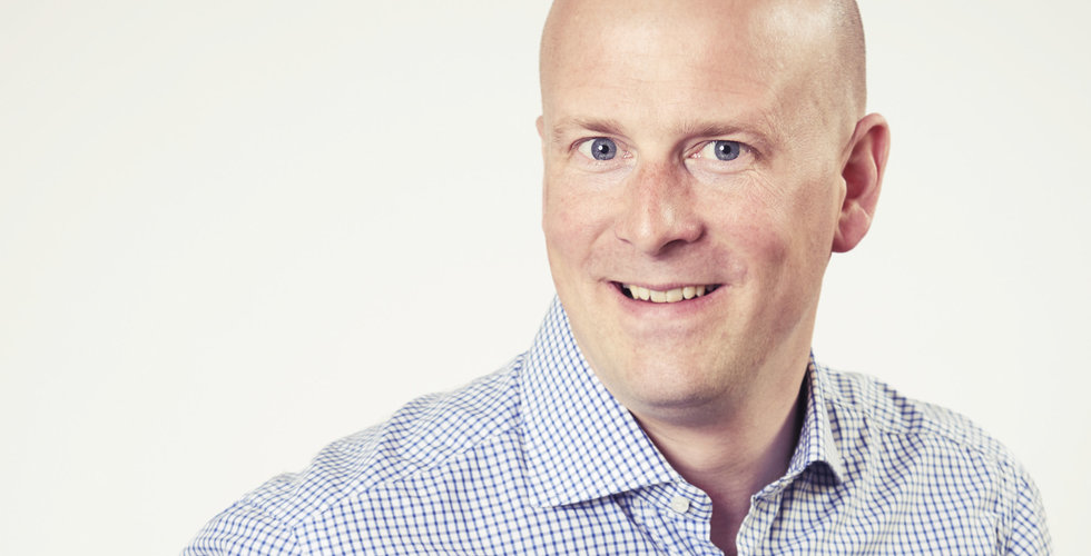 Breakit - Han blir ny investeringsansvarig på Chalmers Ventures