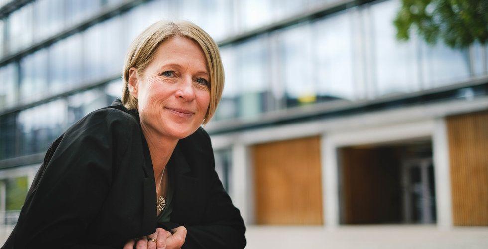 """Saas-stjärnan Maja Lindström går in i Breakit: """"Jag är jobbig fast på ett snällt sätt"""""""