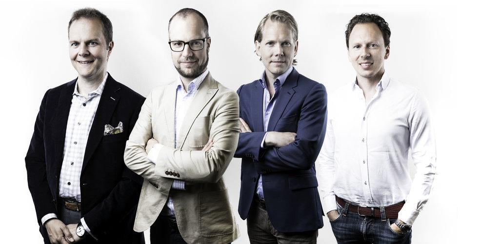 Gyllenhammar öser in nya miljoner i startupen som vill göra det lätt att låna